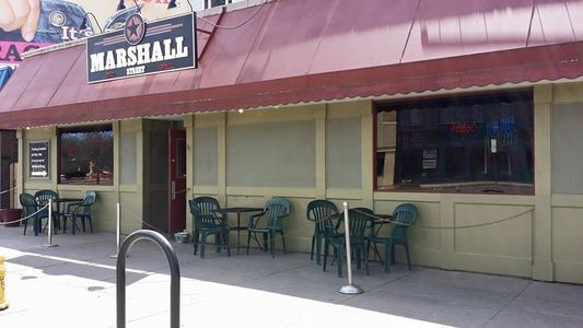 A photo of Marshall Street Bar and Grill