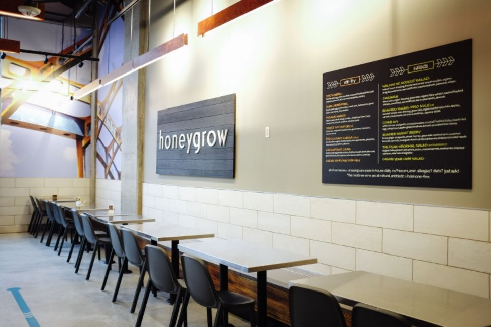 A photo of honeygrow, Charles Village