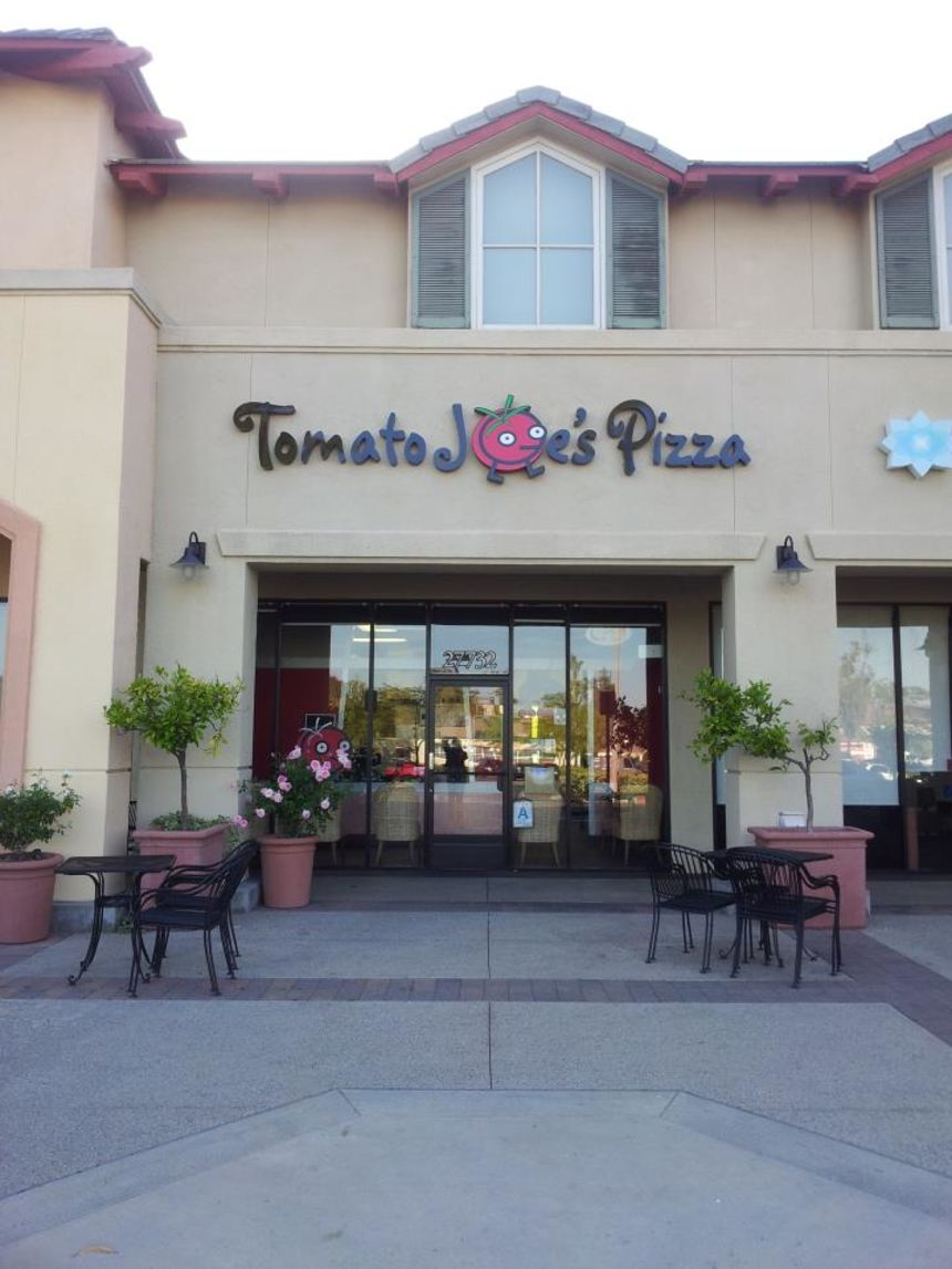 Tomato Joe's Pizza