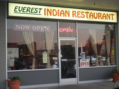 A photo of Everest Indian Restaurant