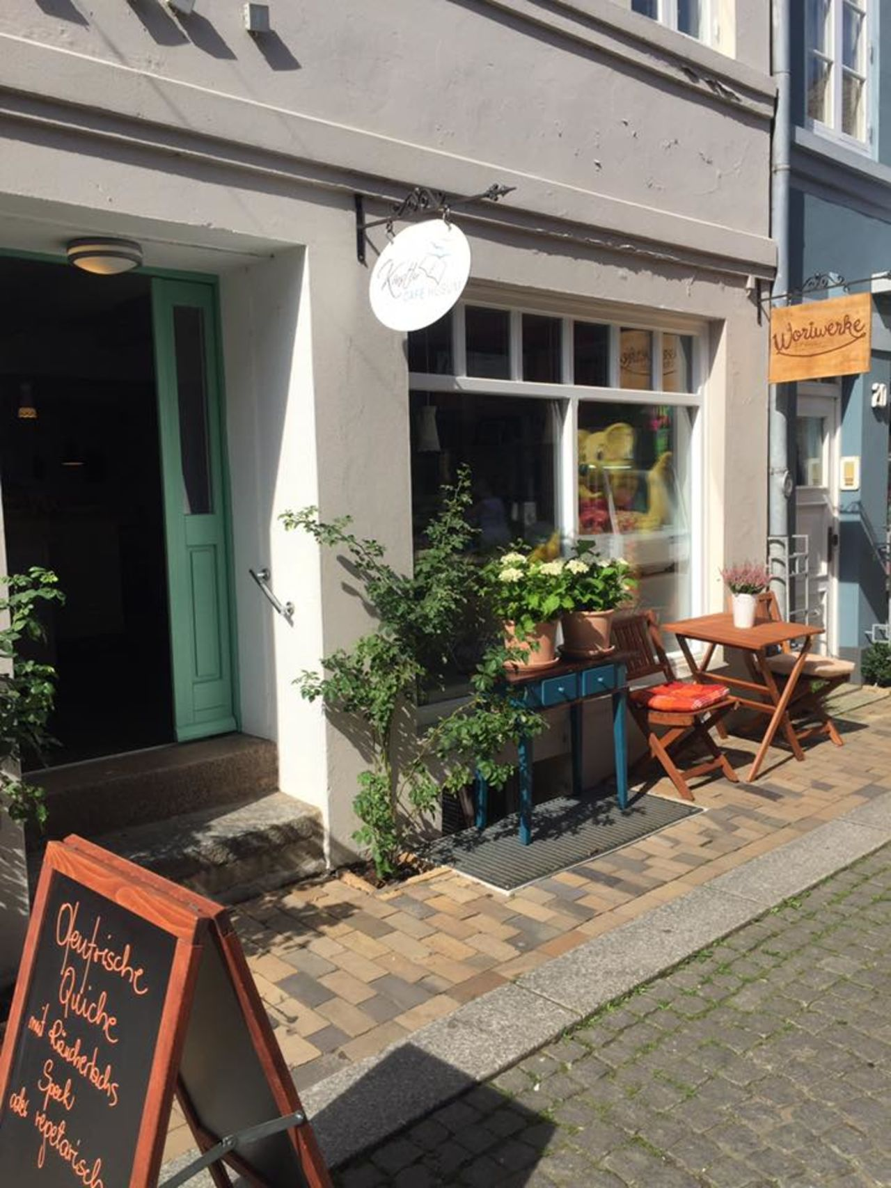 A photo of Künstlercafé Husum