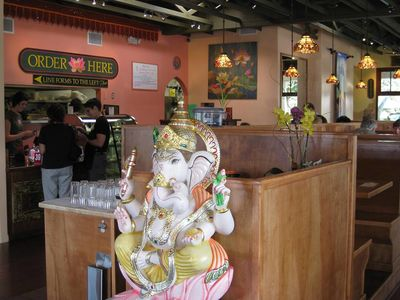 A photo of Lotus Café & Juice Bar