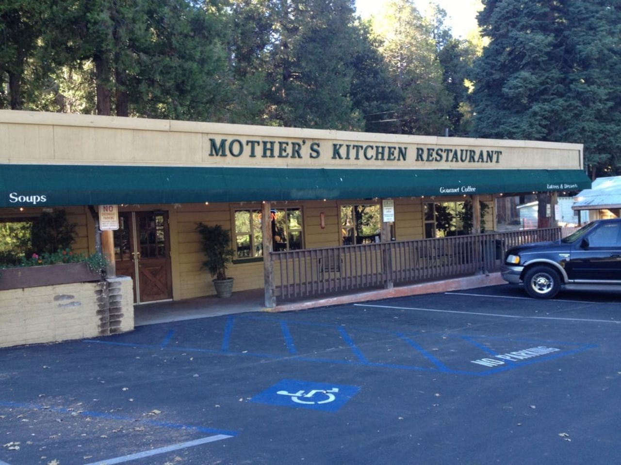 A photo of Mother's Kitchen Restaurant