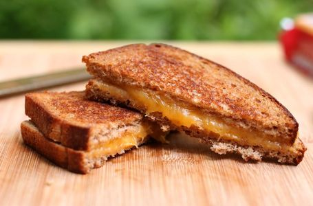 A photo of Cheddar Grilled Cheese Co.