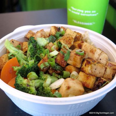 A photo of Flame Broiler, Riverside