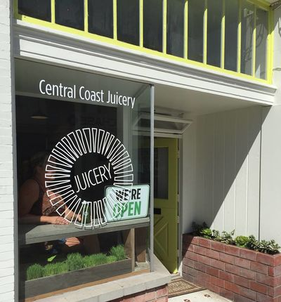 A photo of Central Coast Juicery