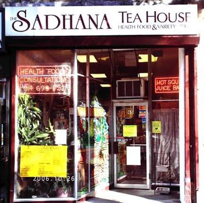 A photo of Sadhana Tea House