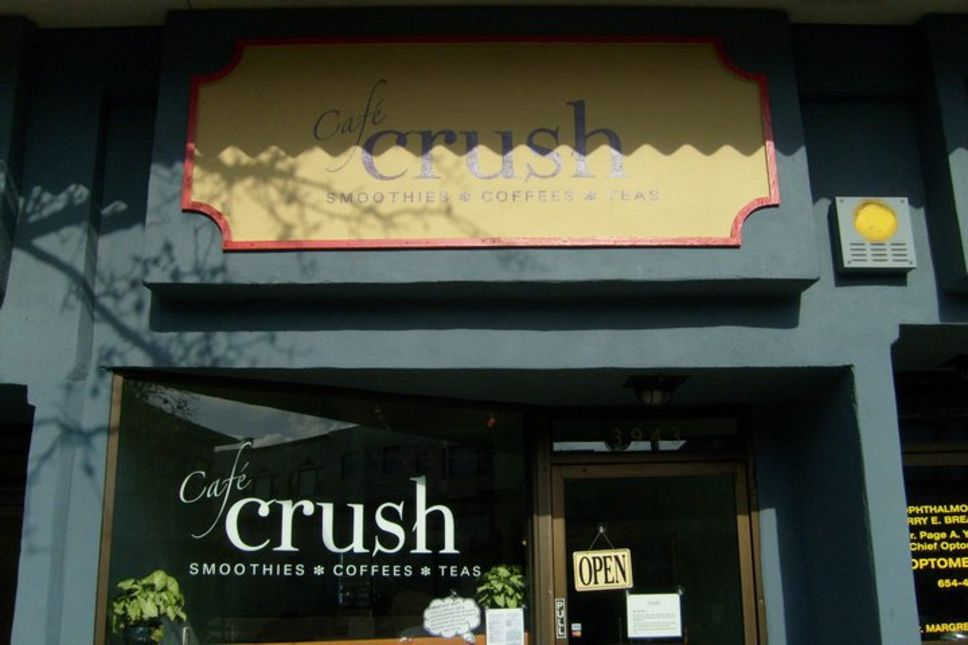A photo of Café Crush