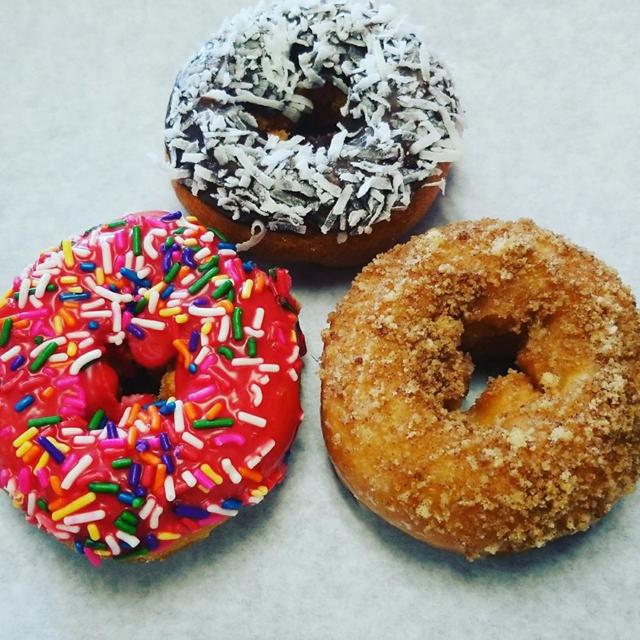 A photo of Donut Panic