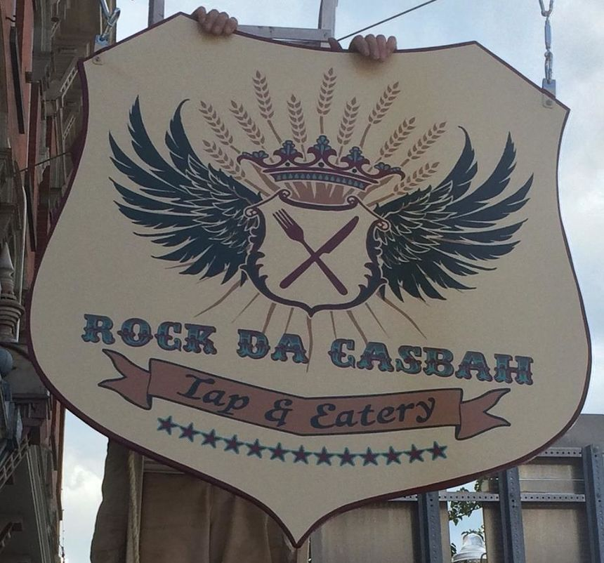 A photo of Rock Da Casbah