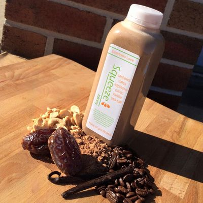 A photo of Squeeze Juicery