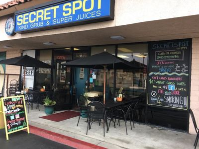 A photo of Secret Spot