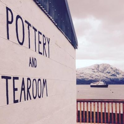 A photo of Knoydart Pottery and Tearoom