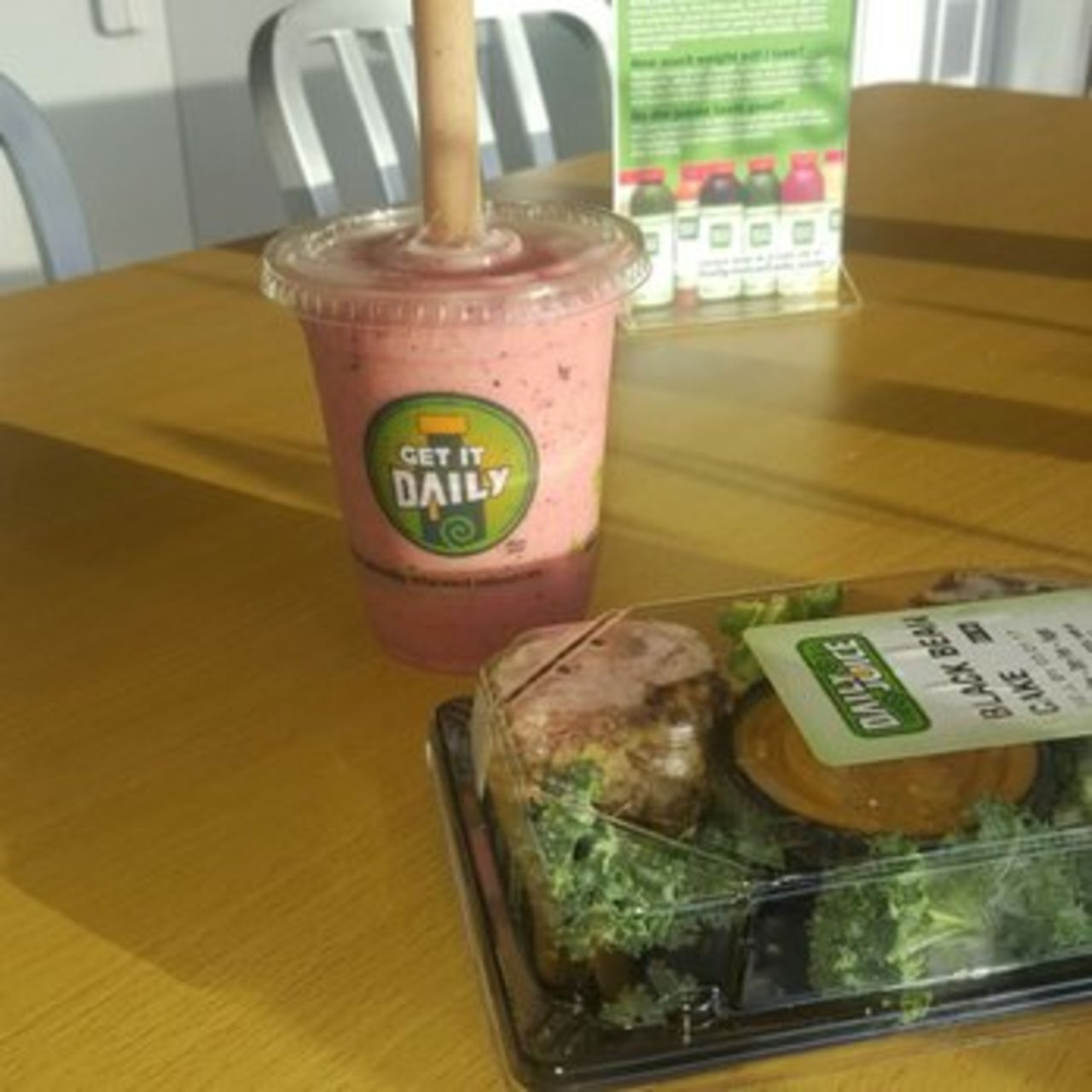 A photo of Daily Juice Cafe, Bissonnet Street