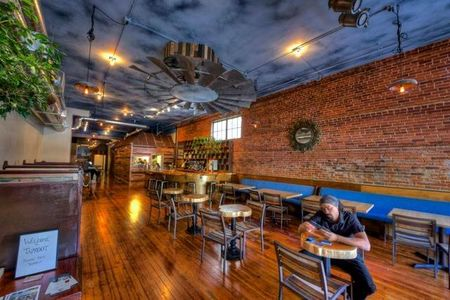 A photo of Taproot Lounge & Café