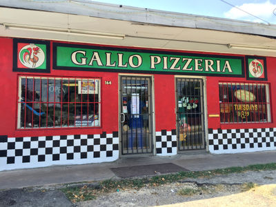 A photo of Gallo Pizzeria