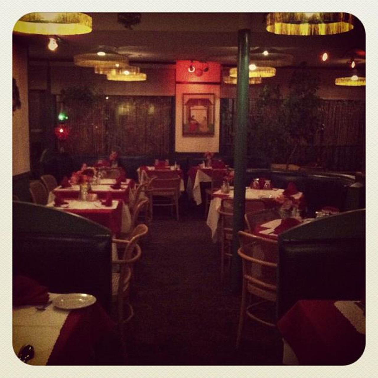 A photo of Mountain Gate Indian Restaurant
