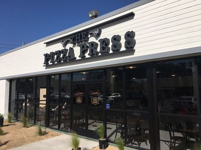 A photo of The Pizza Press, Anaheim