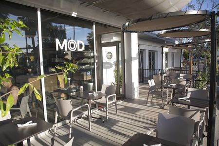 A photo of MOD Café