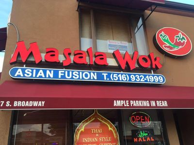 A photo of Masala Wok