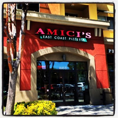 A photo of Amici's East Coast Pizzeria