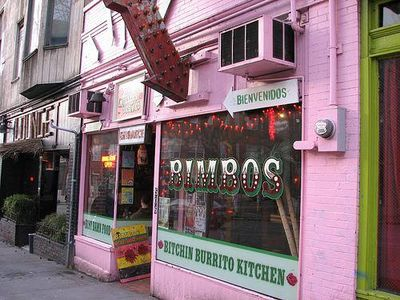 A photo of Bimbos Cantina