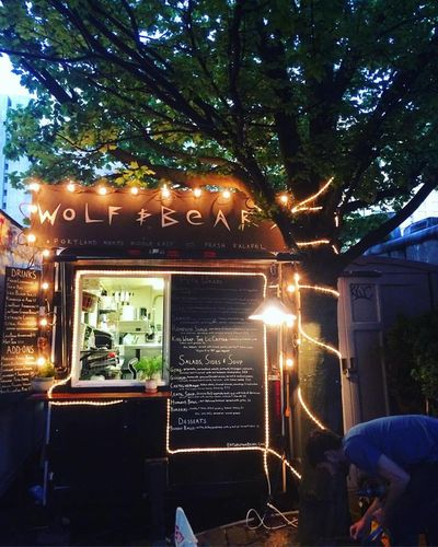 A photo of Wolf and Bear's, North Portland