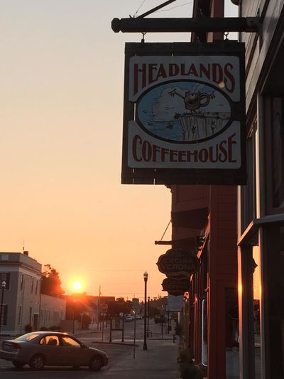 A photo of Headlands Coffeehouse