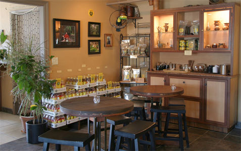 A photo of Guayaki Mate Café