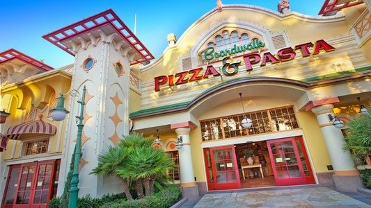 A photo of Boardwalk Pizza & Pasta