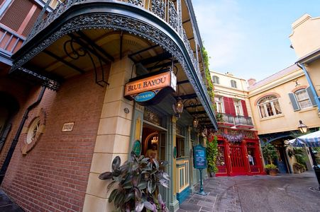 A photo of Blue Bayou Restaurant