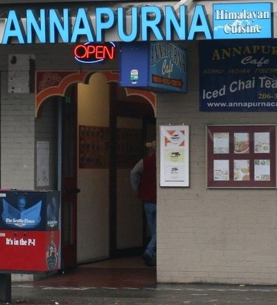 A photo of Annapurna Café