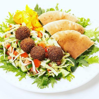 A photo of Falafel Salam