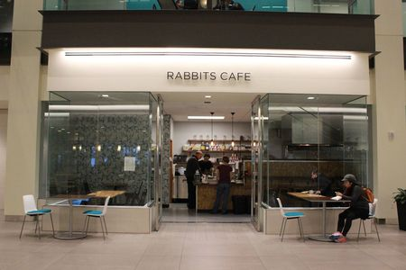 A photo of Rabbits Cafe