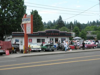 A photo of Jim Dandy Drive-In