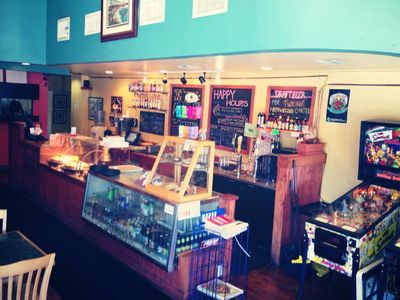 A photo of Oasis Cafe
