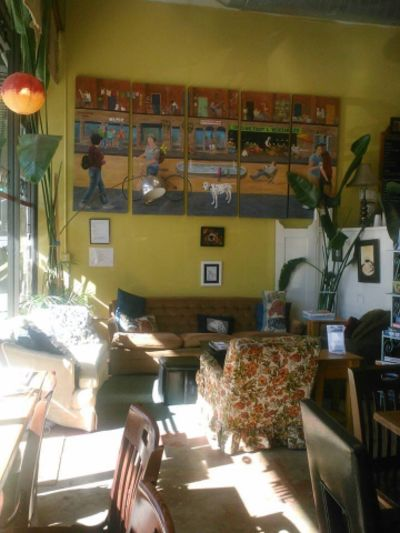 A photo of Café Zippy
