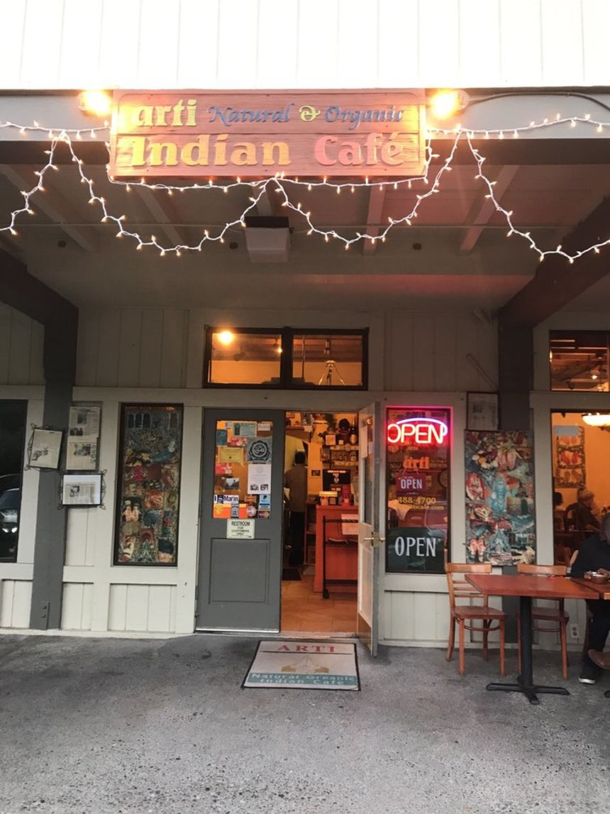 A photo of Arti Natural Organic Indian Café