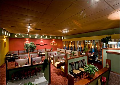 A photo of East India Grill