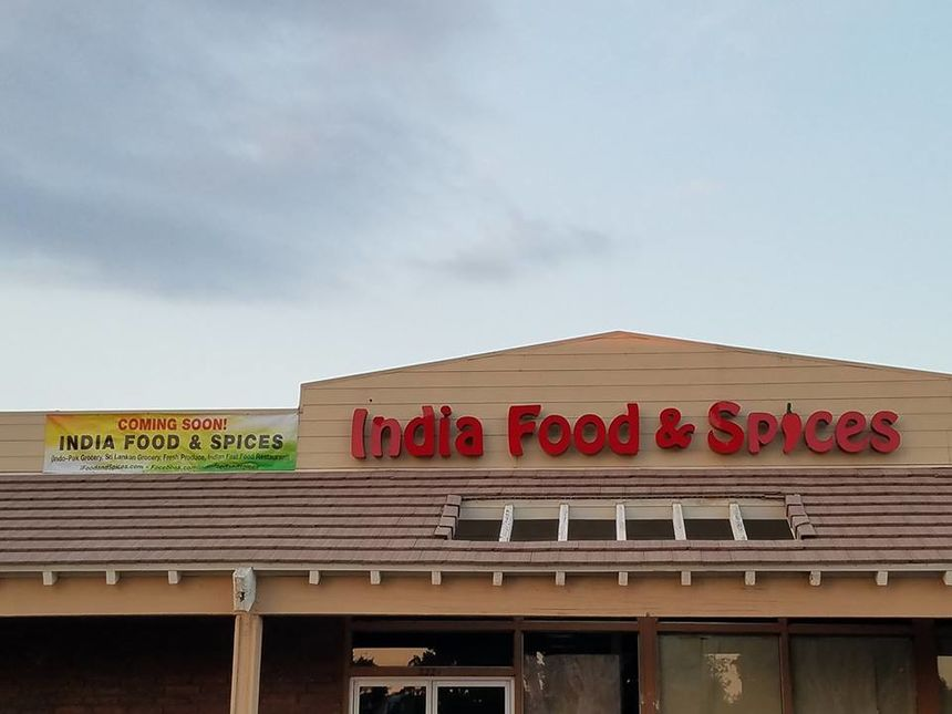 India Food & Spices