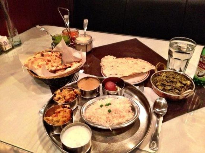 Royal India, Valley Center Drive