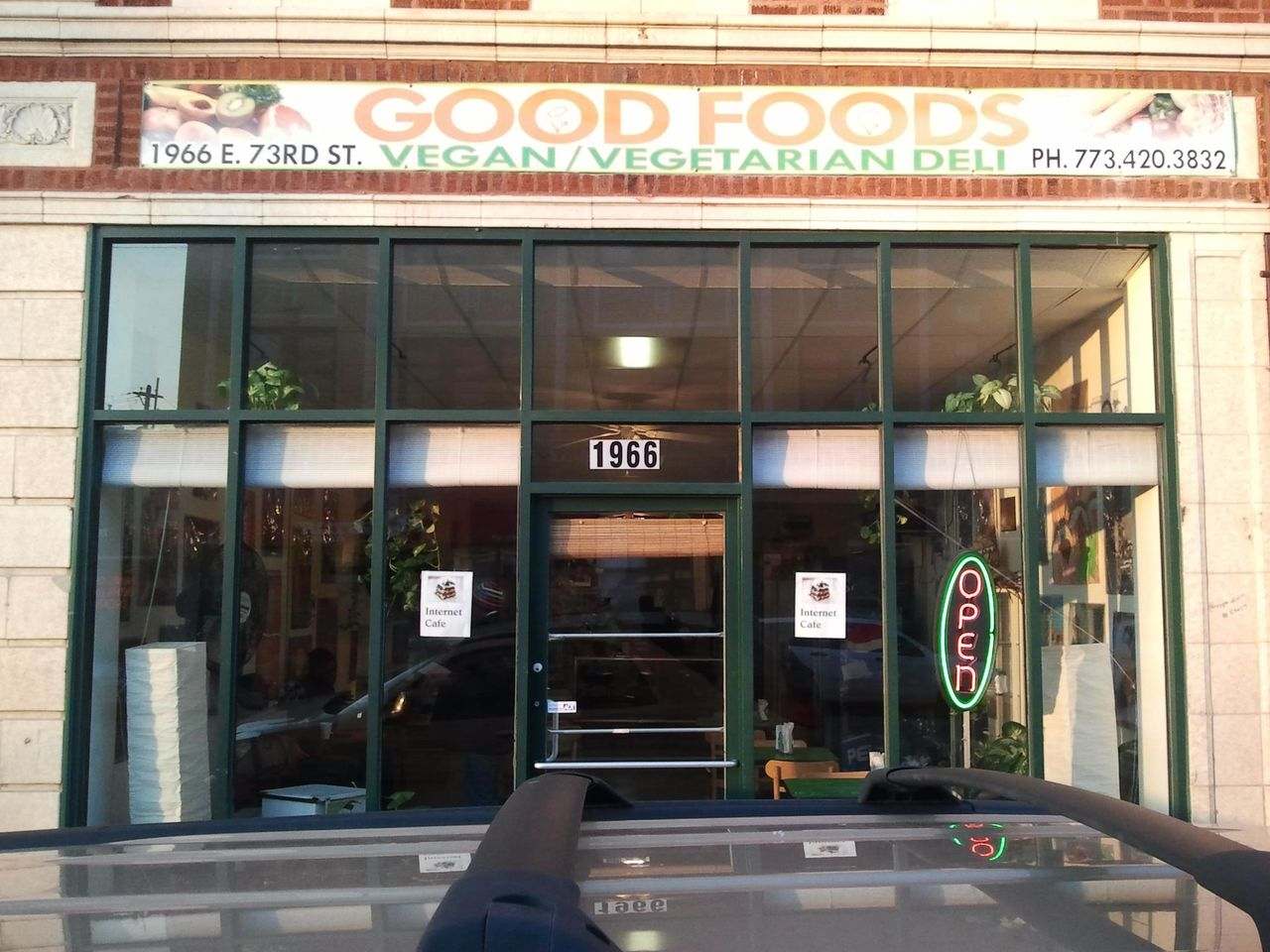 A photo of Good Foods Health Center