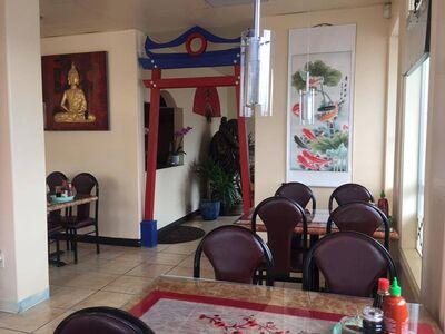 A photo of Lotus Vegetarian Restaurant