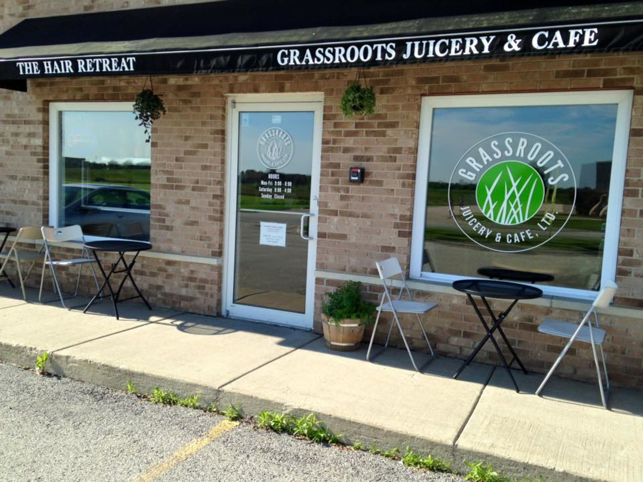 A photo of Grassroots Juicery & Cafe