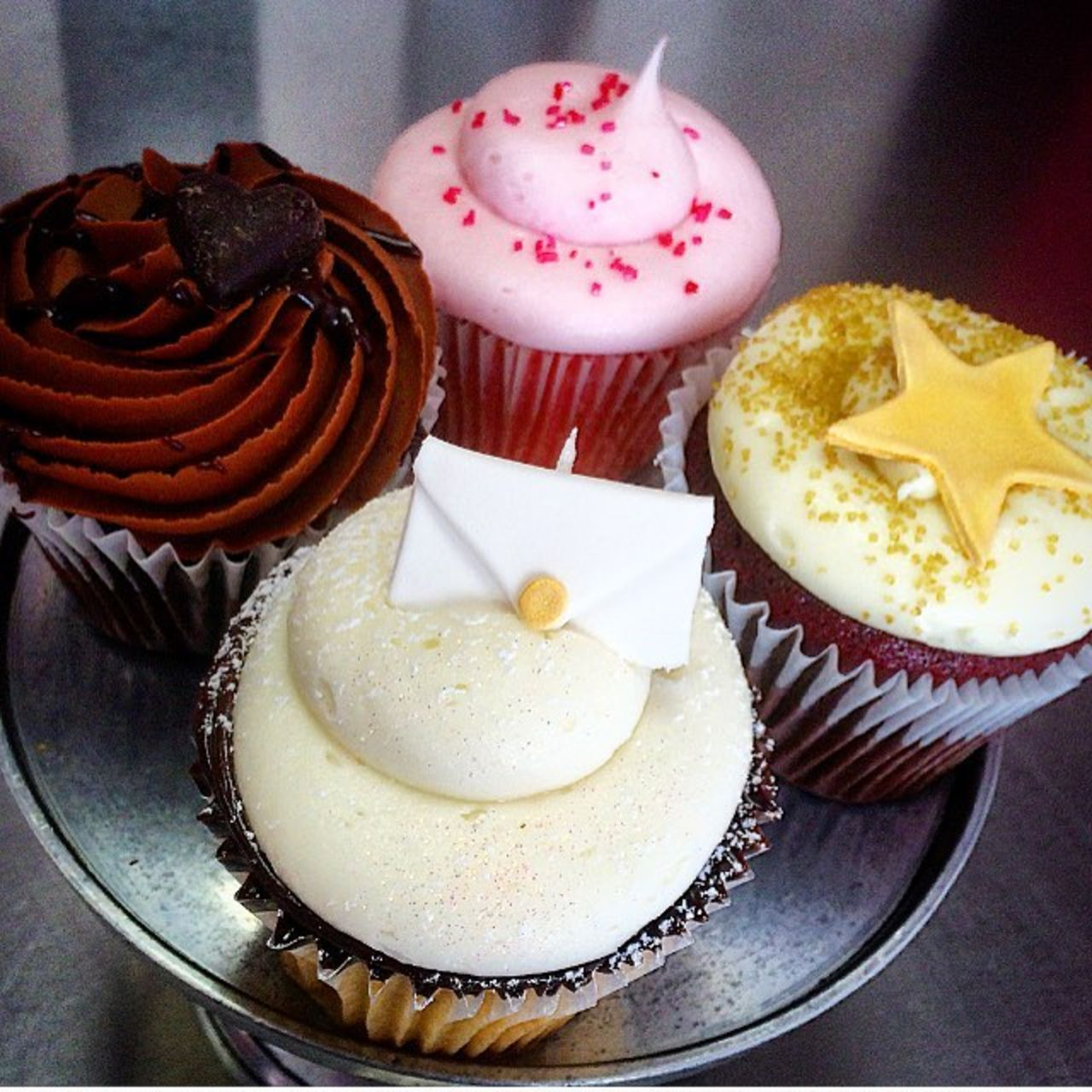 A photo of Yummy Cupcakes