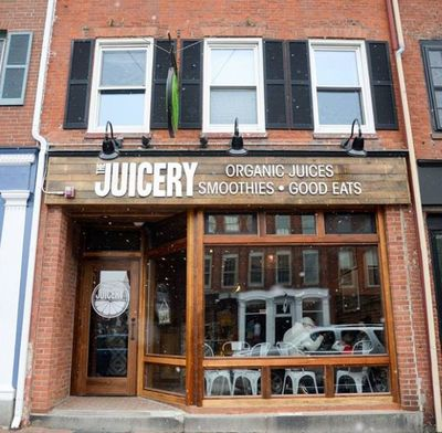 A photo of The Juicery