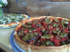 A photo of Zachary's Chicago Pizza