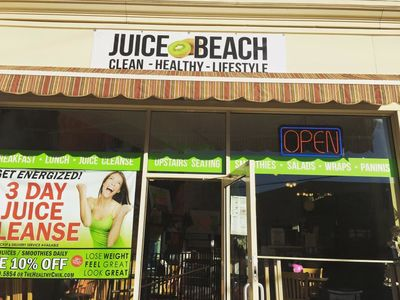 A photo of Juice Beach