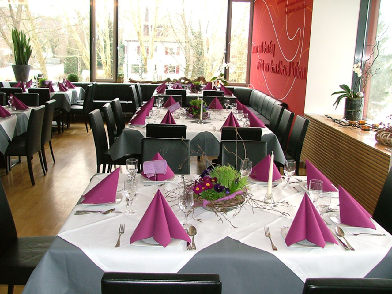 A photo of Jägers Restaurant Schillerhöhe