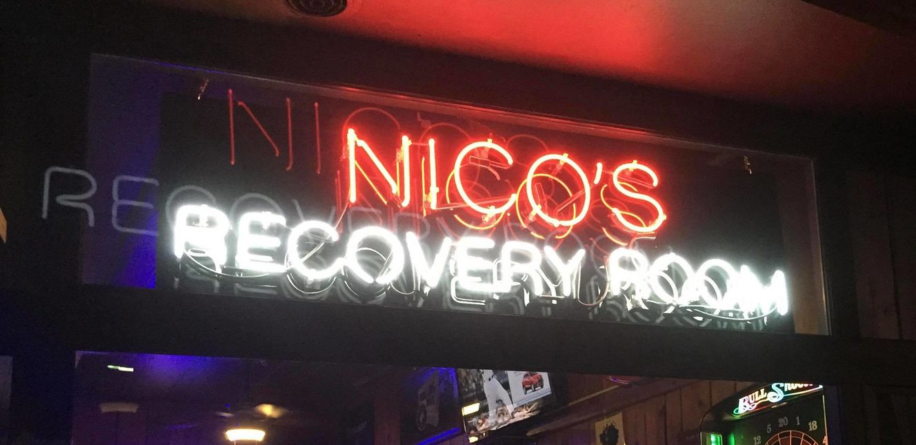 A photo of Nico's Recovery Room